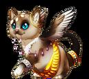 Adorable Temple Kitten