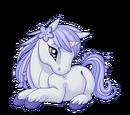 Periwinkle Unicorn