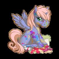 Mischief Alicorn Baby