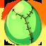 Frankenpony Unicorn Egg