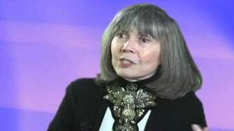 "Anne Rice on the character ""Memnoch"""