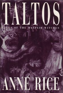 Taltos book cover