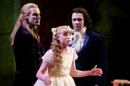 Lestat, louis, claudia, musical
