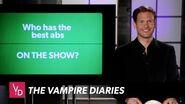 The Vampire Diaries - CWestionator Matt Davis