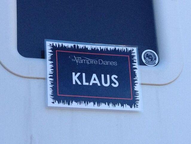 File:Klaus on set.jpg