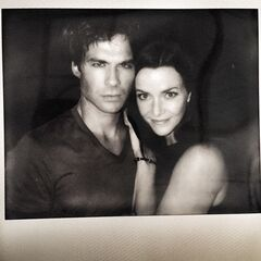 Ian Somerhalder, Annie Wersching ©ChrisGrismer July 31, 2015