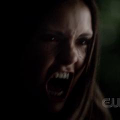 Vampire Elena Mad