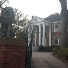 This is the actual home in Covington, GA