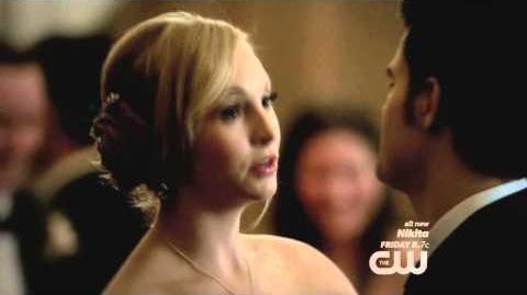 Stefan and Caroline Dance 4x19