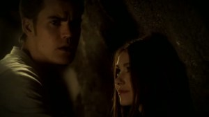 File:Vampire-diaries-209the-sacrifice-katherine-and-stefan-in-da-tomb-after-stefan-rescues-jeremy-5.jpg
