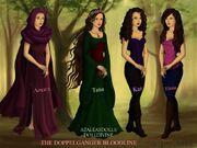 Tvd the doppelganger bloodline by ladypri90-d6rlj9g