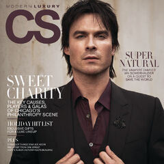 Modern Luxury CS — Nov 2016,United States, Ian Somerhalder
