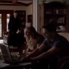 Klaus Caroline and Tyler