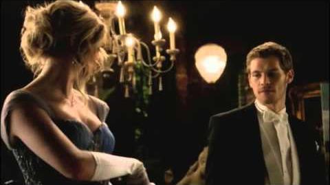Klaus and Caroline Klaroline All Scenes in The Vampire Diaries