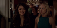 Katherine and Caroline