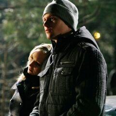 Matt and Caroline.