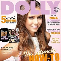 Dolly — May 2013, Australia, Nina Dobrev