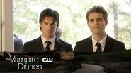 The Vampire Diaries The Simple Intimacy of the Near Touch Scene The CW