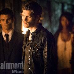 Elijah y Klaus