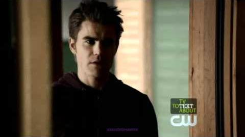 The Vampire Diaries Stefan and Elena your such a liar 2x14