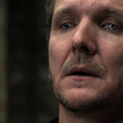 Roché on his final seconds as Balthazar (Supernatural)