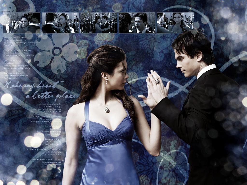 Bild - Damon-and-Elena...