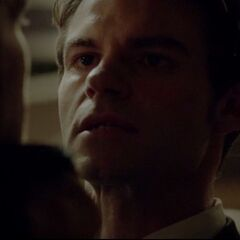 Elijah with Klaus