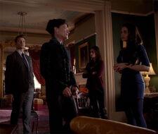 Elijah, Gia, Hayley and Josephine