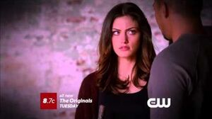 The Originals 1x19 Extended Promo - An Unblinking Death HD