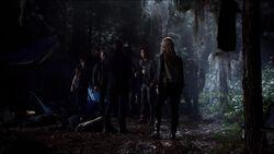 Rebekah and Elijah at the bayou