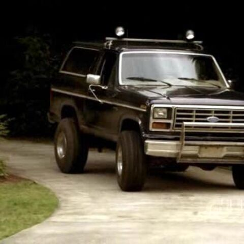 Uncle Mason's Ford Bronco