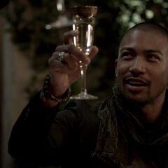 Marcel toasts