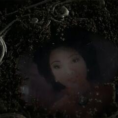 Celeste's grave