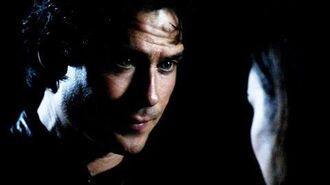 'The Vampire Diaries' Deleted Scene Damon And Sybil In Season 8