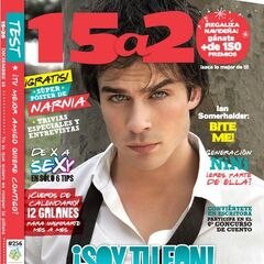15 A 20 — Dec 2010, Mexico, Ian Somerhalder