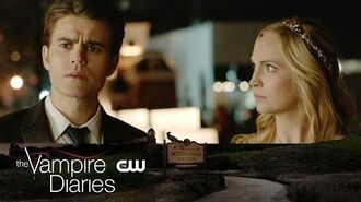 The Vampire Diaries Inside TVD I Was Feeling Epic The CW