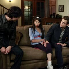 Elena and the Salvatore brothers planning to get rid of Noah.