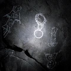 Die Symbole für Hexe und Vampir