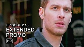 The Originals 2x18 Extended Promo - Night Has A Thousand Eyes HD