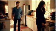 The Vampire Diaries 5x18 Elena Stefan Kissing Scenes Part 1 2