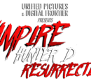Vampire Hunter D: Resurrection Questions and Answers