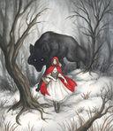 Little red riding hood by evanira-ondeviantartcom