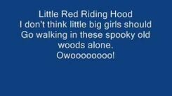 Little Red Riding Hood - Sam The Sham & The Pharoahs ( with lyrics )