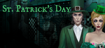 St Patricks Day Avatar Ad