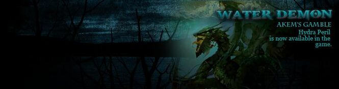Hydra Peril banner