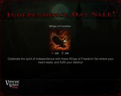 Independence Day Sale promo
