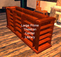 Large Prime Thestran Center Library