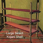 Large Select Kojani Shelf