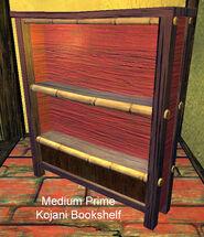 Medium Prime Kojani Bookshelf