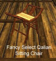 Fancy Select Qalian Sitting Chair